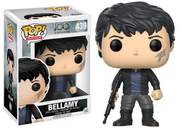 Funko Pop The 100 Bellamy #439