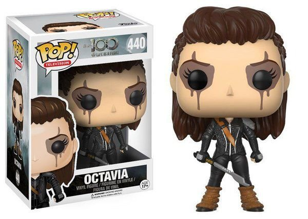 Funko Pop The 100 Octavia #440