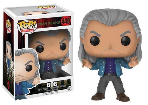 Funko Pop Twin Peaks Bob #449