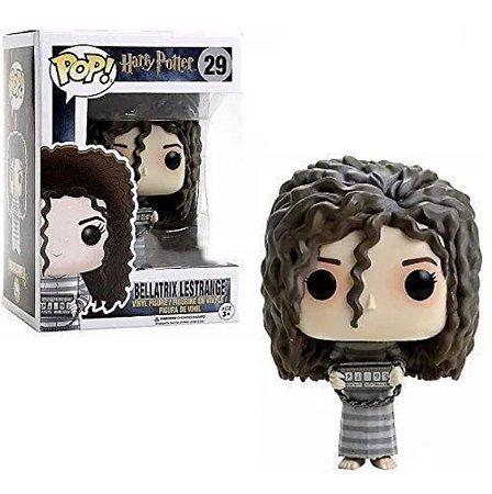 Funko Pop Harry Potter Bellatrix Lestrange Exclusiva #29