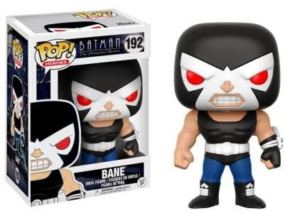 Funko Pop DC Batman Animated Series Bane #192