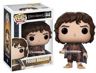Funko Pop Senhor dos Anéis Frodo #445