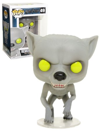 Funko Pop Harry Potter Remus Lupin Werewolf Exclusivo #49