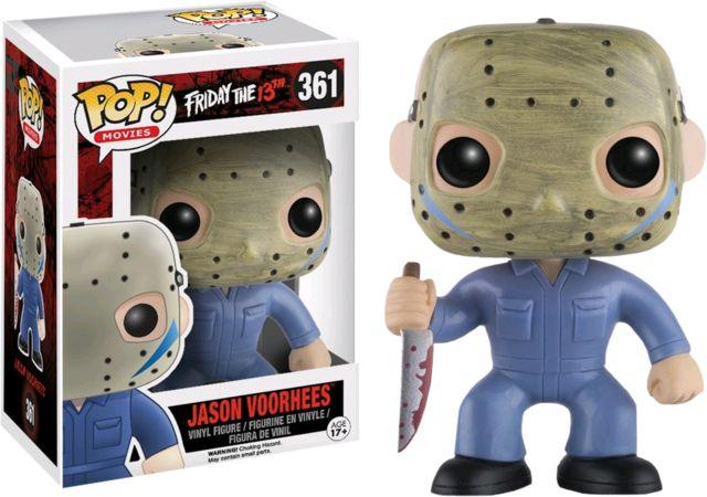 Funko Pop Terror Sexta Feira 13 Jason Voorhees Blue Suit Exclusivo #361