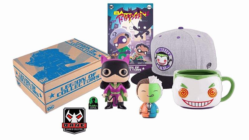 Funko Box DC Legion of Collectors Villains