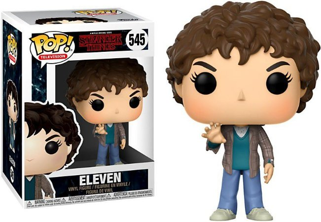 Funko Pop Stranger Things Eleven #545