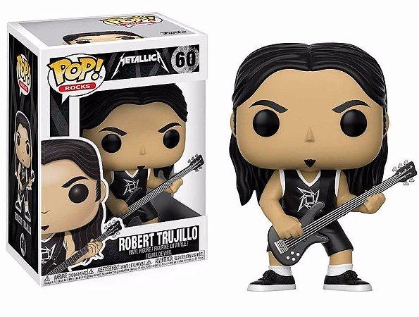 Funko Pop Metallica Robert Trujillo #60
