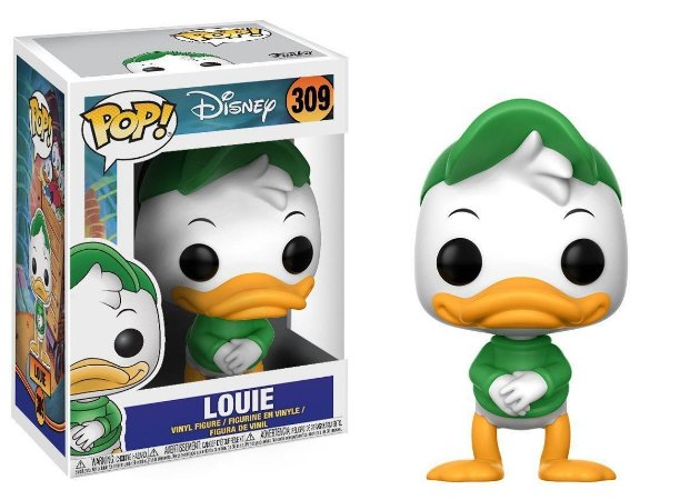 Funko Pop Disney Louie Luizinho #307