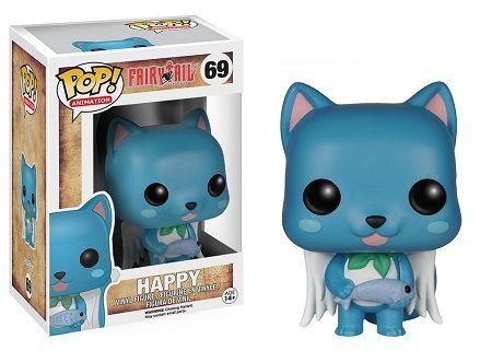 Funko Pop Fairy Tail Happy #69