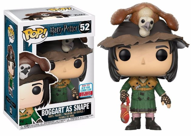 Funko Pop Harry Potter Boggart As Snape Exclusivo Nycc #52