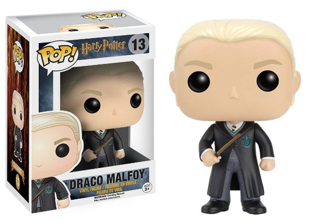 Funko Pop Harry Potter Draco Malfoy #13