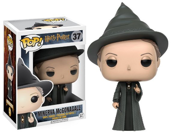 Funko Pop Harry Potter Minerva #37