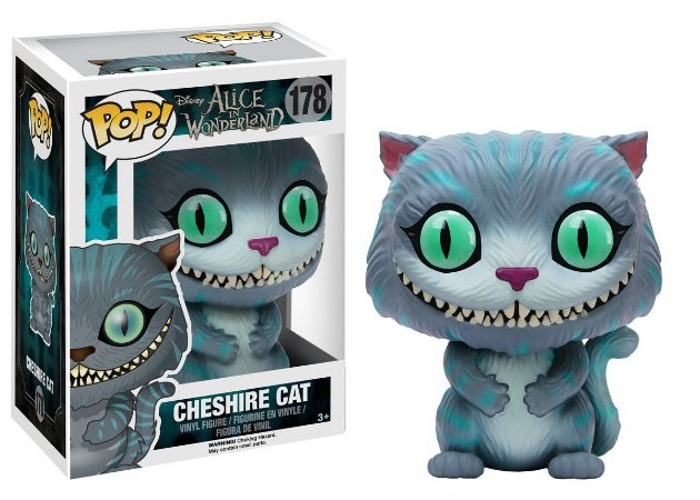 Funko Pop Disney Alice In Wonderland Cheshire Cat #178
