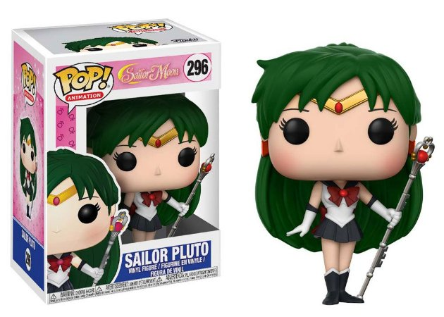 Funko Pop Sailor Moon - Sailor Pluto#296