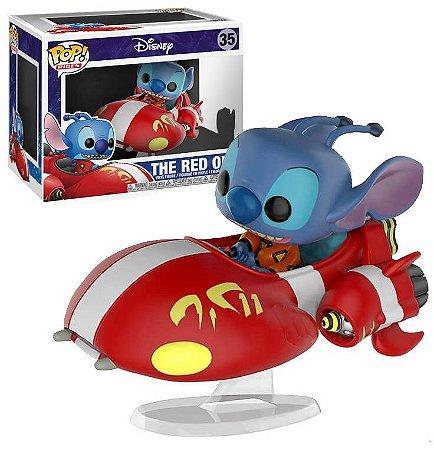 Funko Pop Rides Disney The Red One Stitch #35