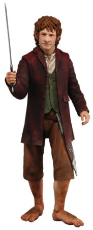 Bilbo Baggins The Hobbit  1/4 Neca