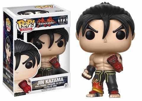 Funko Pop Tekken Jin Kazama #173