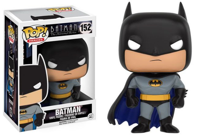 Funko Pop DC Batman The Animated Series Batman #152