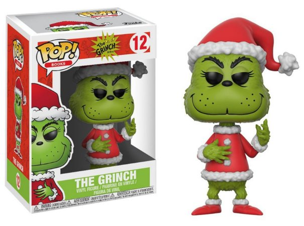 Funko Pop The Grinch #12