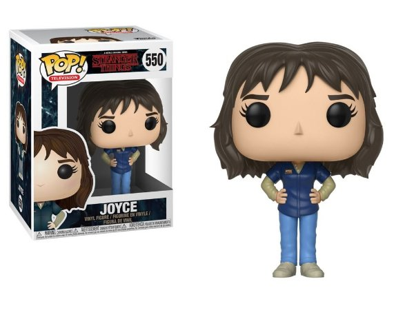 Funko Pop Stranger Things Joyce #550
