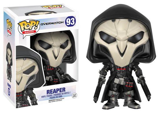Funko Pop Overwatch Reaper #93