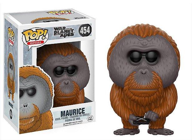 Funko Pop Planeta dos Macacos Maurice #454