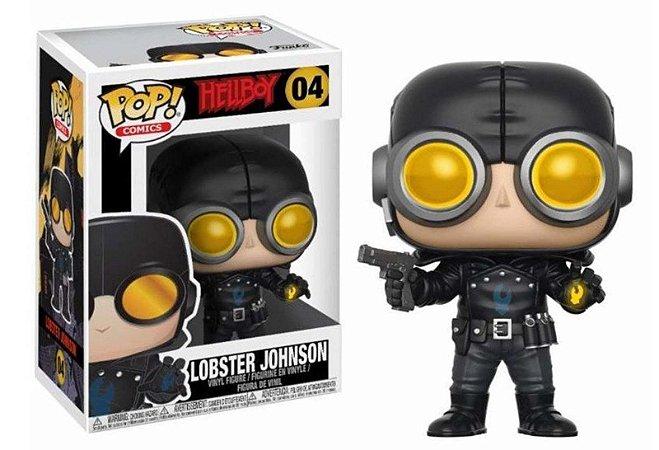 Funko Pop Hellboy Lobster Johnson #04