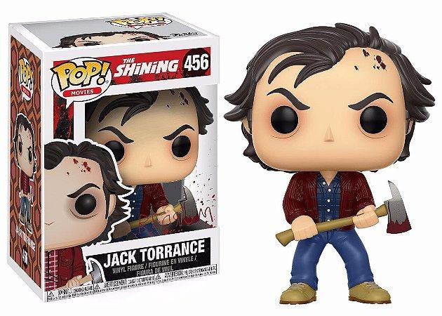 Funko Pop Terror O Iluminado Shining Jack Torrance #456