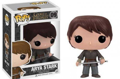 Funko Pop Game of Thrones Arya Stark #09