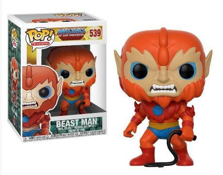 Funko Pop Masters of The Universe Beast Man #539