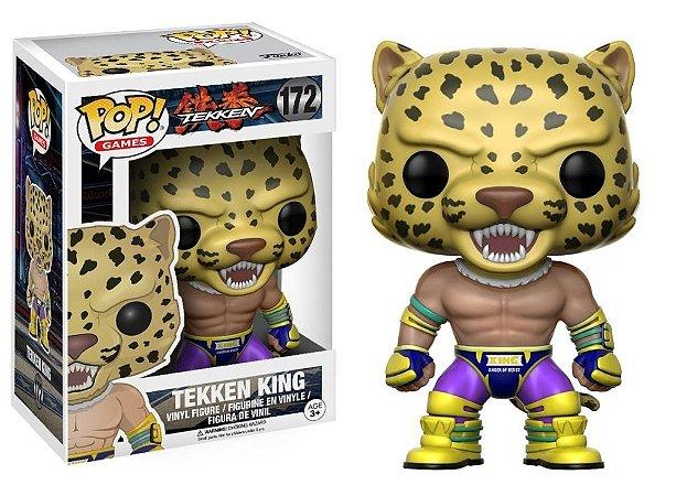 Funko Pop Tekken - Tekken King #172
