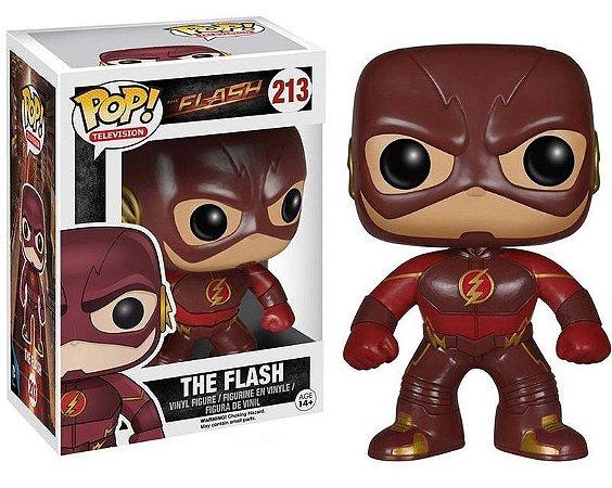Funko Pop DC The Flash Tv Series #213