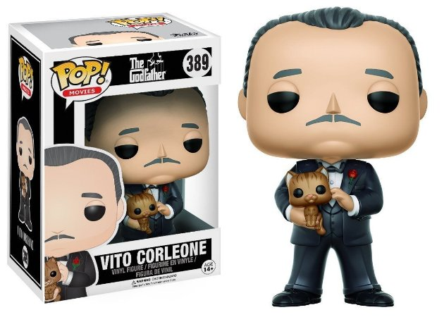 Funko Pop The Goodfather Vito Corleone #389