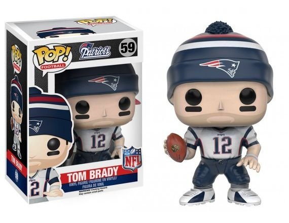 Funko Pop NFL New England Patriots Tom Brady #59