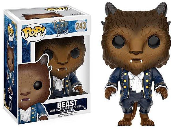 Funko Pop Disney Bela e a Fera - Beast Fera #243