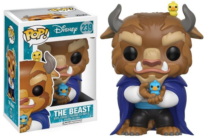 Funko Pop Disney The Beast #239