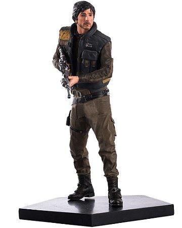 Star Wars Captain Cassian 1/10 Art Scale Iron Studios