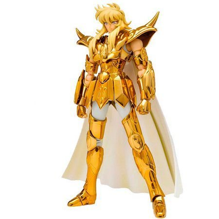 Cavaleiros do Zodíaco Saint Seiya Myth Cloth EX Gold Milo Escorpião Bandai