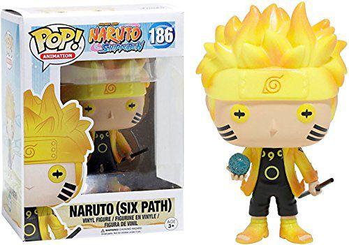 Funko Pop Naruto Shipudden Six Path #186