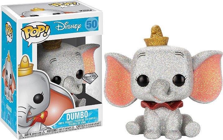 Funko Pop Disney Dumbo Diamond Glitter Exclusivo #50