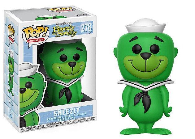 Funko Pop Hanna Barbera Breezly E Sneezly - Sneezly #278