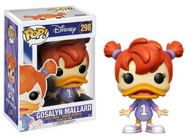 Funko Pop Disney Gosalyn Mallard #298