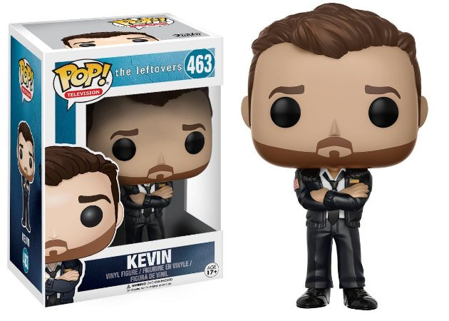 Funko Pop The Leftovers Kevin #463