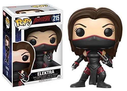 Funko Pop Marvel Daredevil Elektra #215