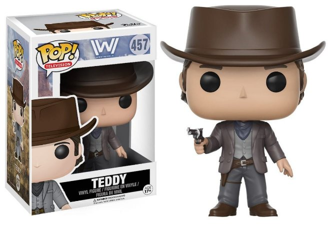 Funko Pop Westworld Teddy #457