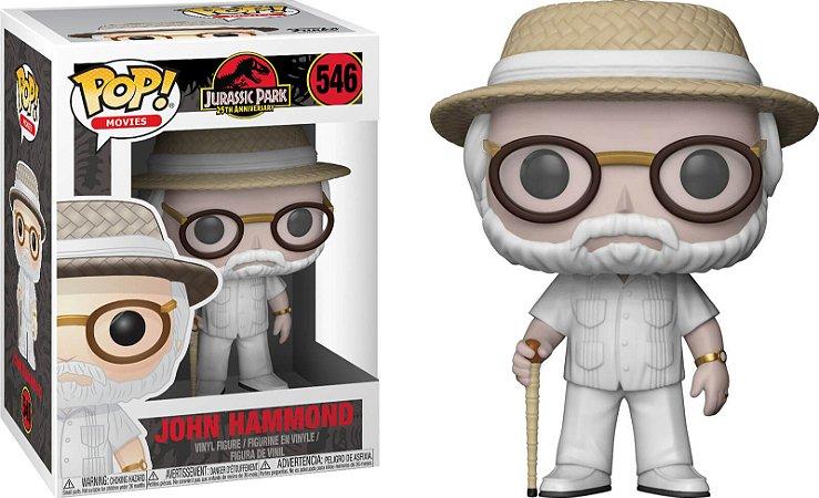 Funko Pop Jurassic Park John Hammond #546