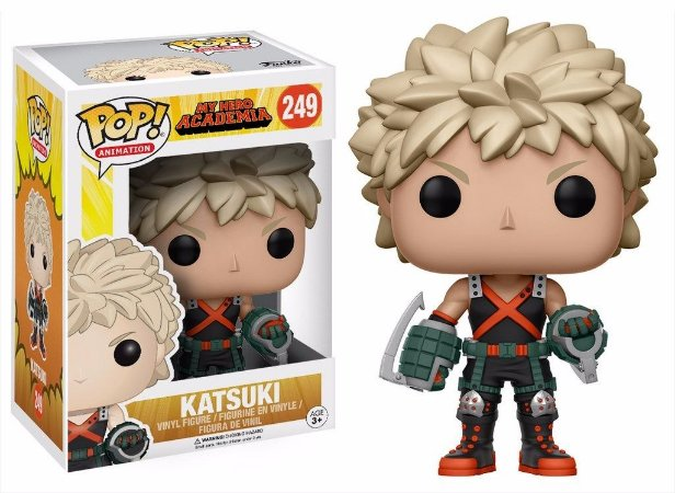 Funko Pop My Hero Academia Katsuki #249