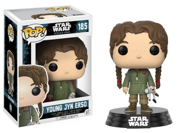 Funko Pop Star Wars Young Jyn Erso #185