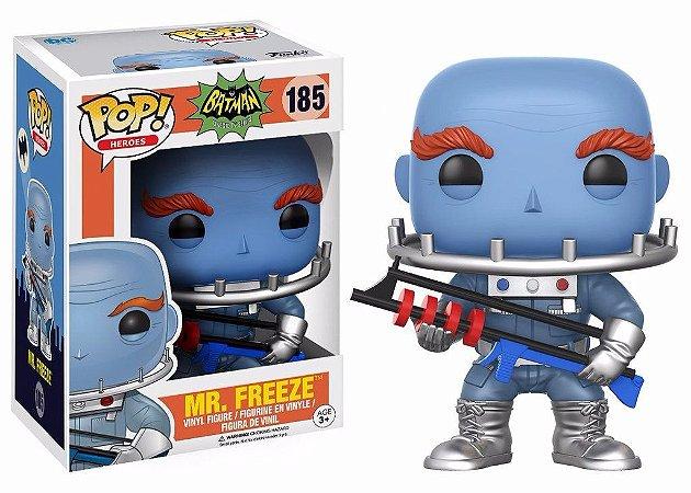 Funko Pop DC Batman TV Series Mr Freeze #185