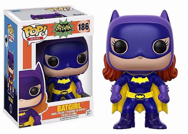 Funko Pop DC Batman Tv Series Batgirl #186